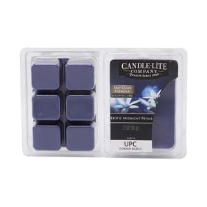 Vonný vosk do aromalampy s vôňou exotických lístkov Candle-Lite, doba prevoňania až 10 hodín