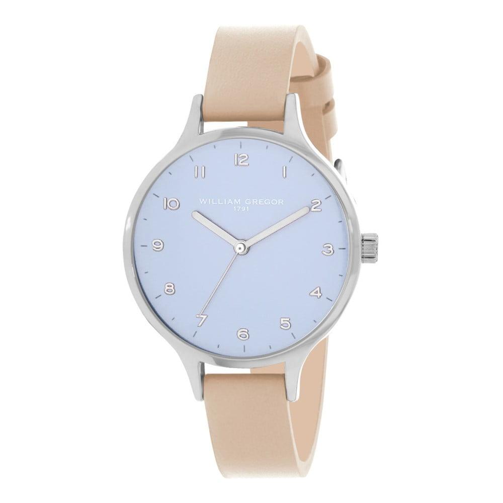 804530a40632 Dámske hodinky s koženým remienkom William Gregor Lilias