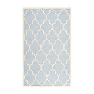 Vlnený koberec  Safavieh Lola Sky, 152x243 cm