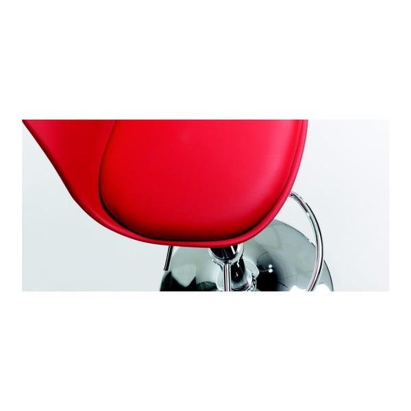 Barová stolička  Orlando, červená