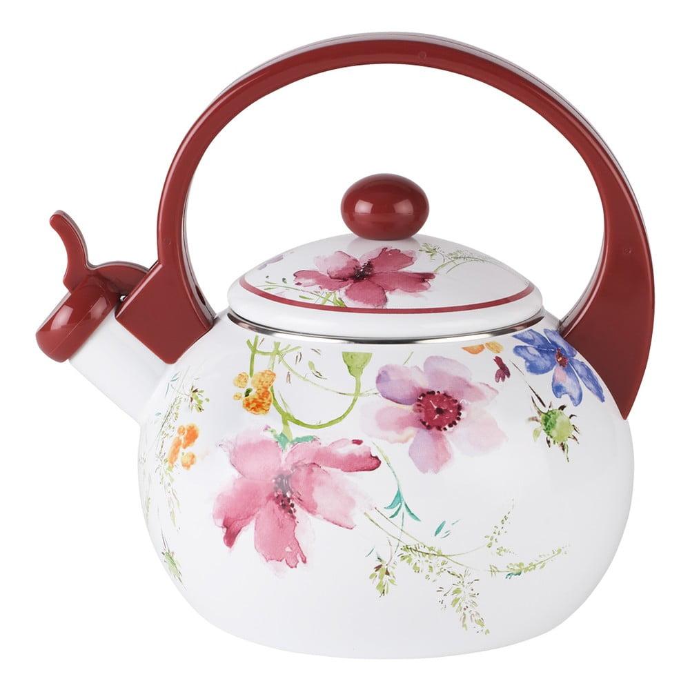 Porcelánová kanvica s motívom kvetín Villeroy & Boch Mariefleur Kitchen