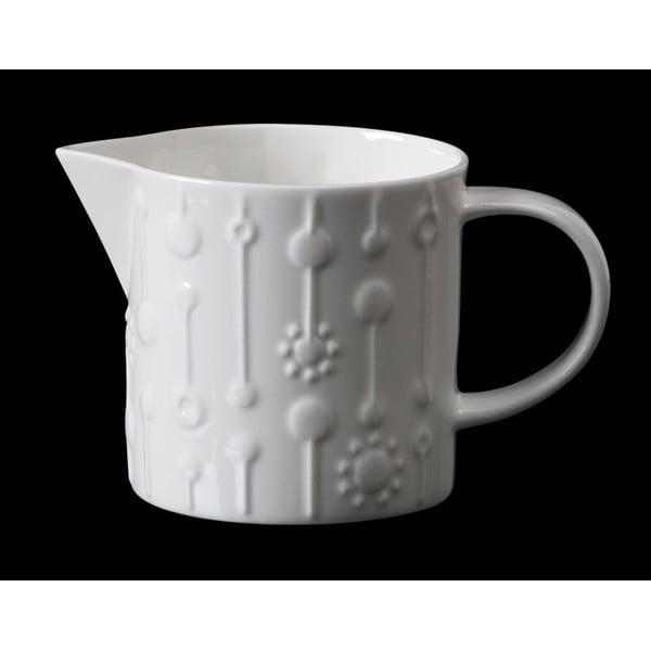 Džbánik z kostného porcelánu Tom Tom Fizz, 350 ml