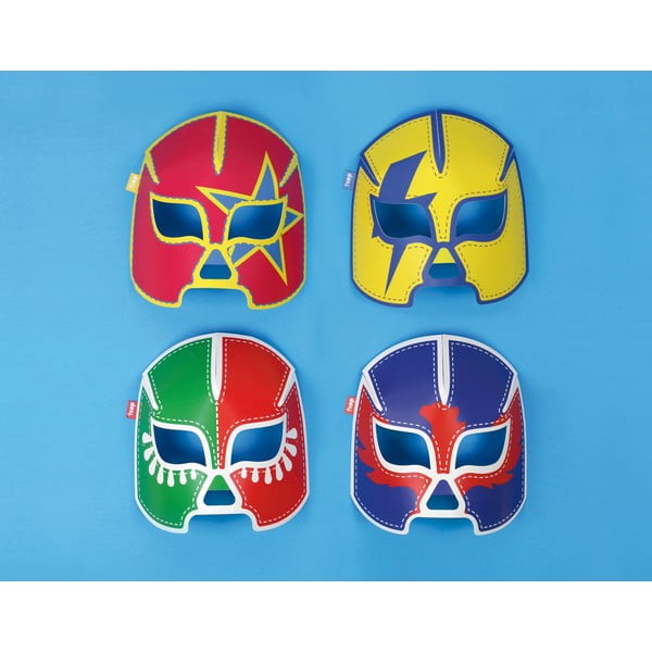 Masky Wrestlers