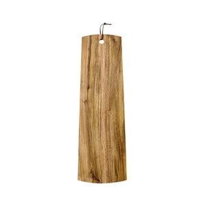 Servírovacia doštička z dreva akácie Ladelle, dĺžka 60 cm