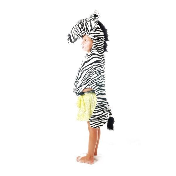Kostým a predložka v jednom Zebra