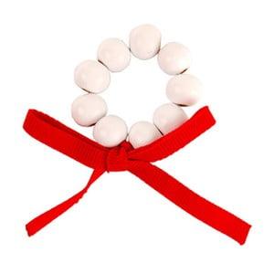 Dekorácia Best Season Small White Balls