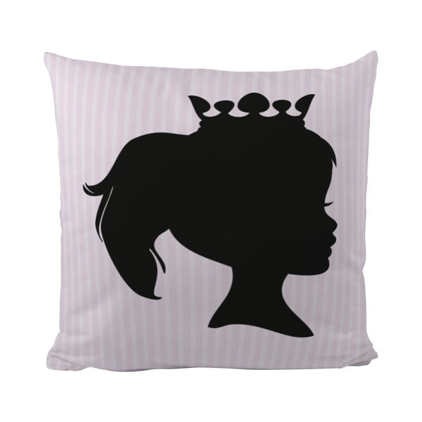 Vankúš Little Princess, 50x50 cm