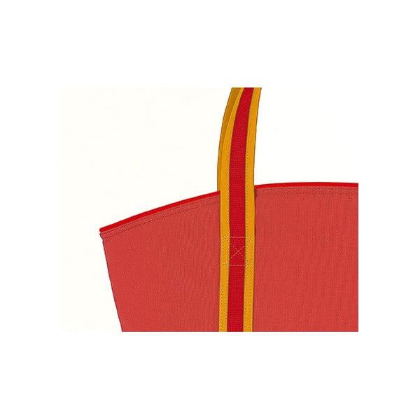 Červená plážová taška Terra Nation Pua Kopu, 28 l