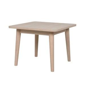 Odkladací stolík z dubového dreva Canett Optima