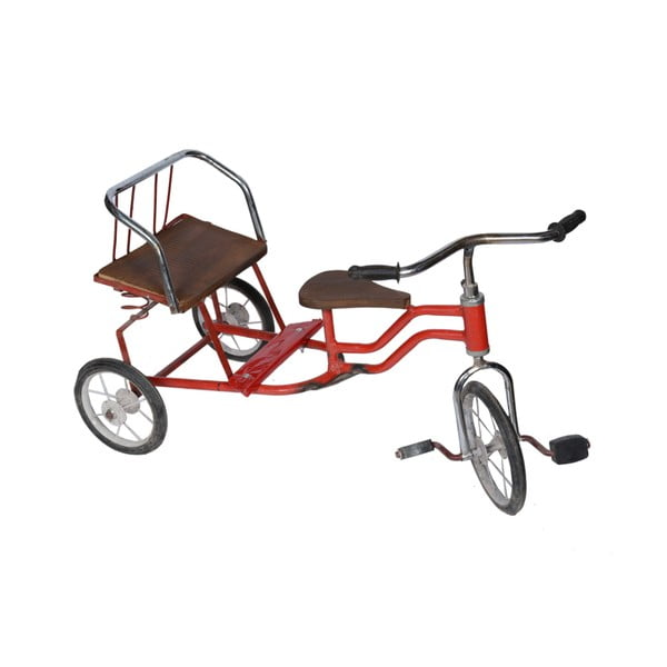 Detský bicykel Tandem Roja