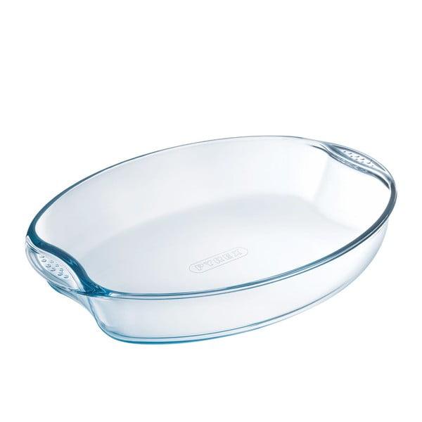 Pekáč z pyrex skla Fissler, 39x37 cm