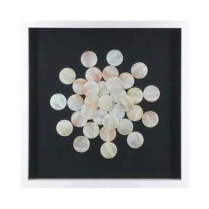 Nástenný obraz Moycor Nacre Circles, 60 × 60 cm