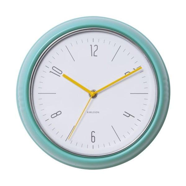 Nástenné hodiny Retro Sea, 25 cm