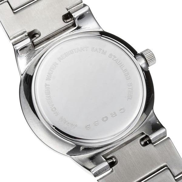 Dámske hodinky Cross New Roman Silver, 28 mm