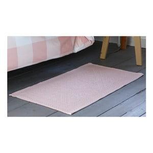 Ružová kúpeľňová predložka Walra Kim, 60×100 cm