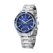 Pánske hodinky Yacht Race Blue