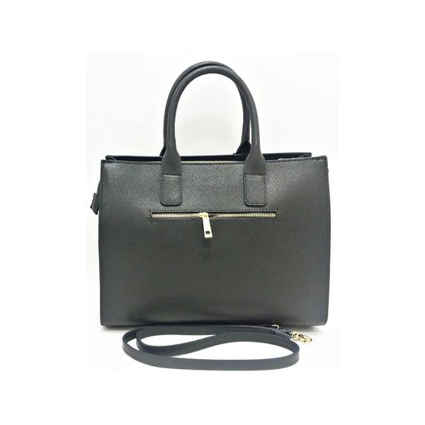 Kožená kabelka Goa Grey