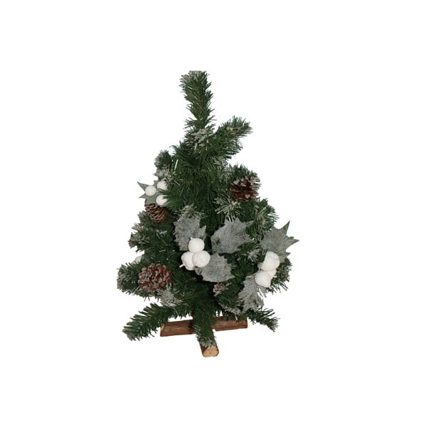 Dekoratívny stromček Woodland, 50 cm