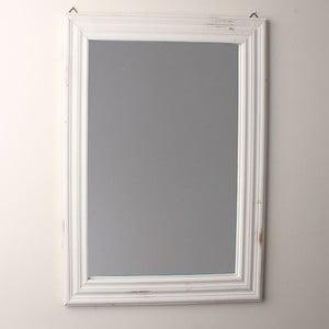 Zrkadlo White Days, 56x76 cm