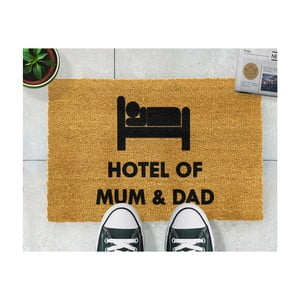 Rohožka Artsy Doormats Hotel Mum And Dad, 40 × 60 cm