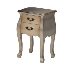 Nočný stolík Chardonnay, 68x45x34 cm