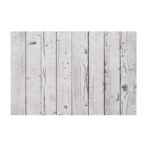 Koberec z vinylu Tablas Blanco Gris, 120x170 cm