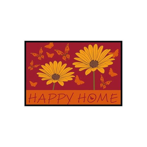 Rohožka/koberec Happy Home, 60x40 cm