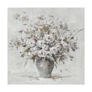 Obraz Ixia Flowers Vase, 80x80cm