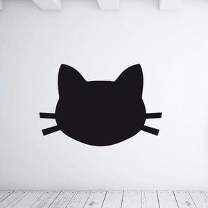 "Samolepka na stenu ""Cat Face"