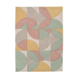 Koberec Asiatic Carpets Harlequin Pastel Bubbles, 170 x 120cm