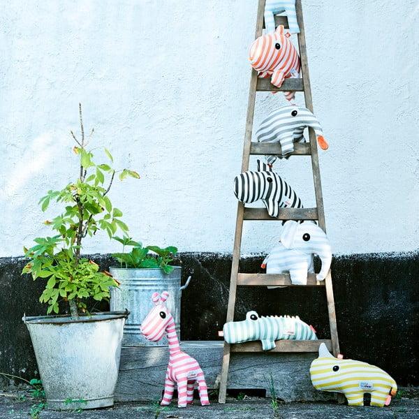Malá ružová hračka na maznanie Done by Deer