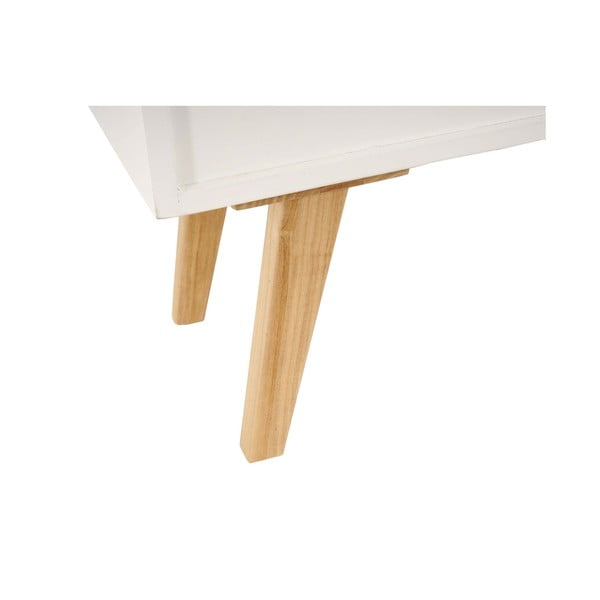 Konferenčný stolík Vaasa Blue, 40x40 cm
