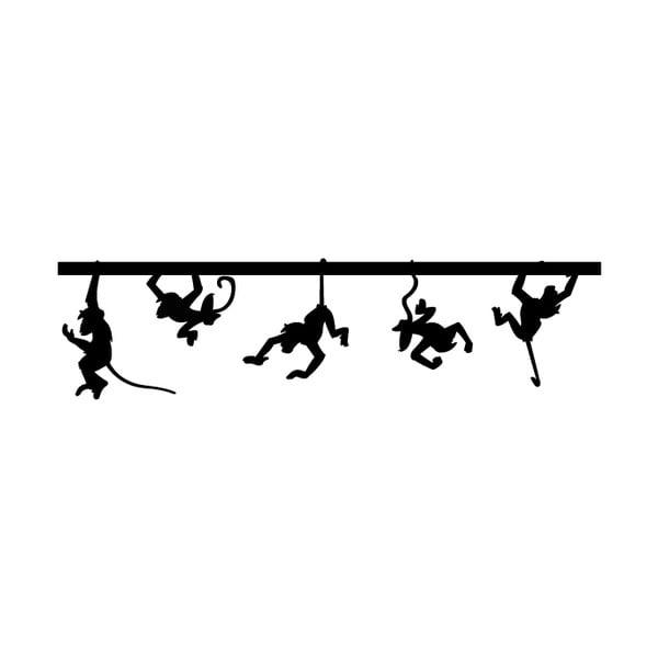 Samolepka Monkeys