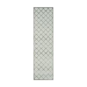 Sivý koberec Safavieh Anguilla, 66x243cm