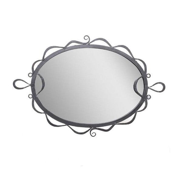 Zrkadlo Roma Grey, 56x79 cm
