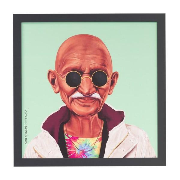 Obraz Fisura Gandhi, 50x50cm