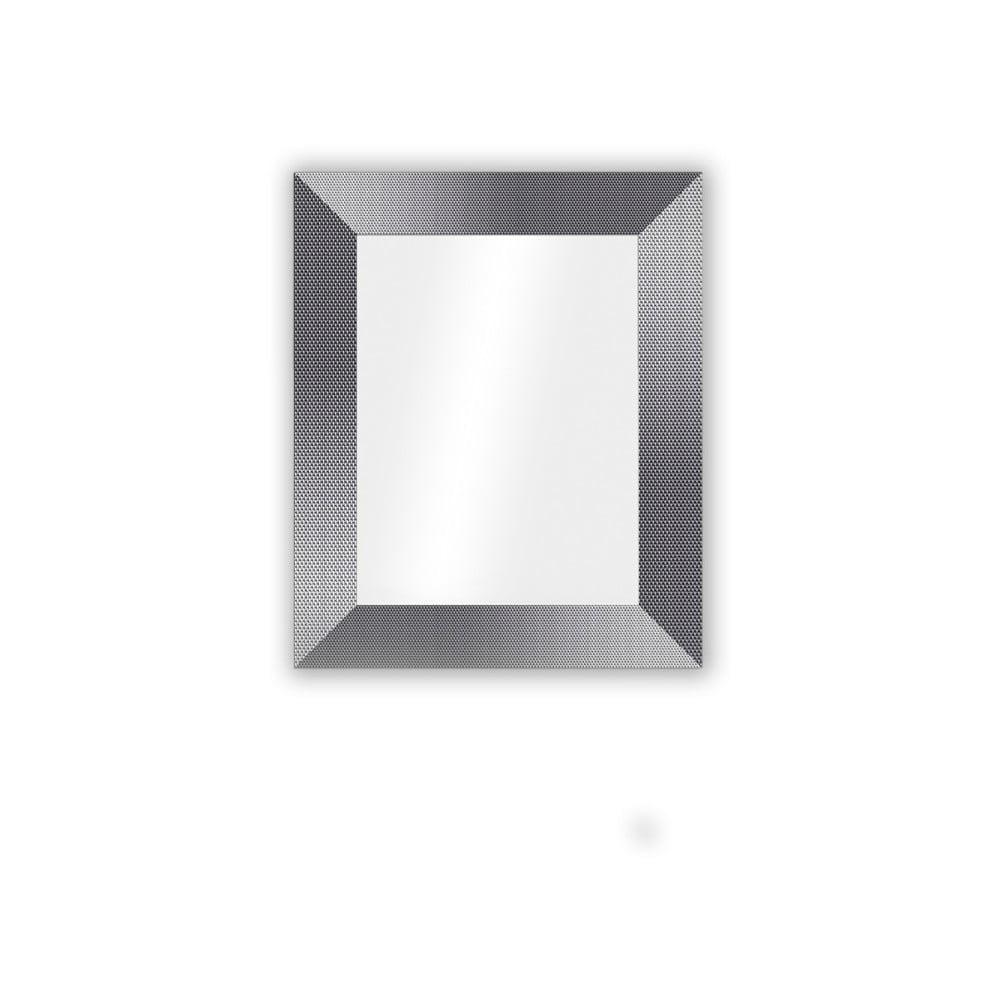 Nástenné zrkadlo Styler Lustro Hollywood, 44 × 70 cm