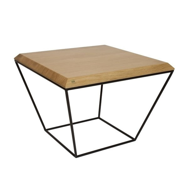 Odkladací stolík Diamond Blac