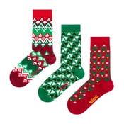 Darčeková sada ponožiek Ballonet Socks Christmas, veľ.36-40