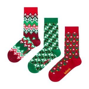 Ponožky Ballonet Socks Christmas, veľ.41-46