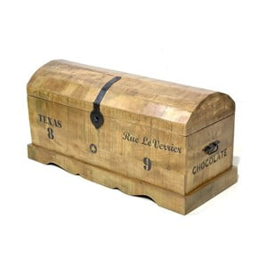 Truhlica z mangového dreva SOB Yerevan