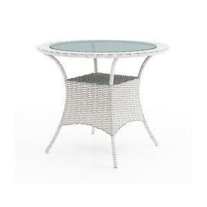Biely záhradný stôl Oltre Filip