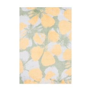 Zelený koberec White Label Grun, 50 x 70 cm
