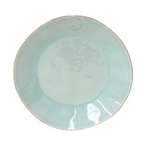 Tyrkysový kameninový tanier Ego Dekor Nova, ⌀ 27 cm