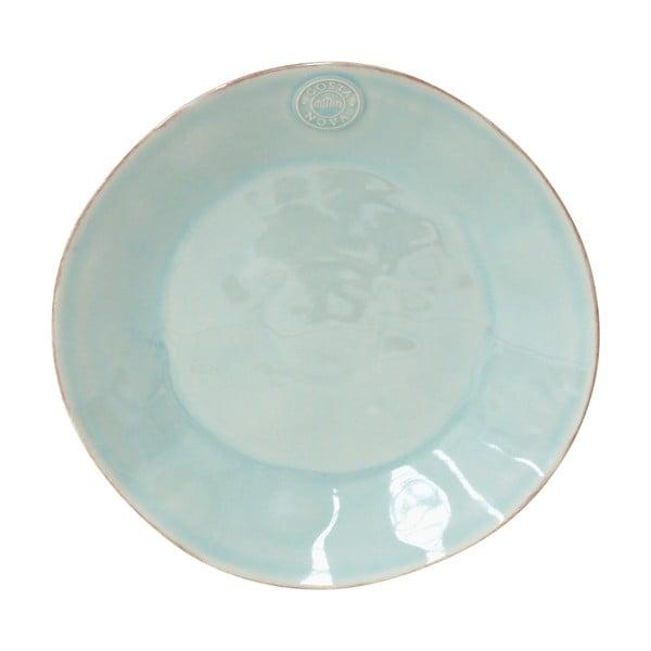 Keramický tanier Nova 27 cm, tyrkysový 1