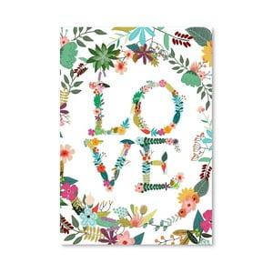Plagát od Mia Charro -  Love