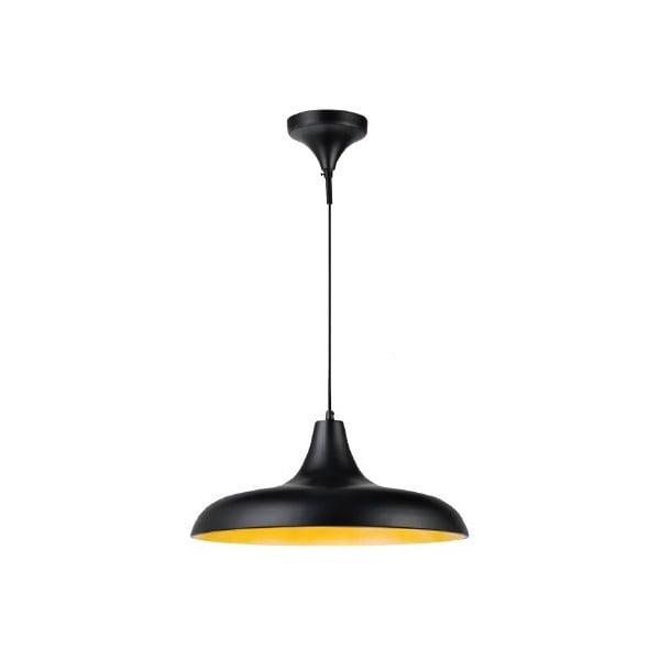Čierne stropné svetlo Markslöjd Bryne