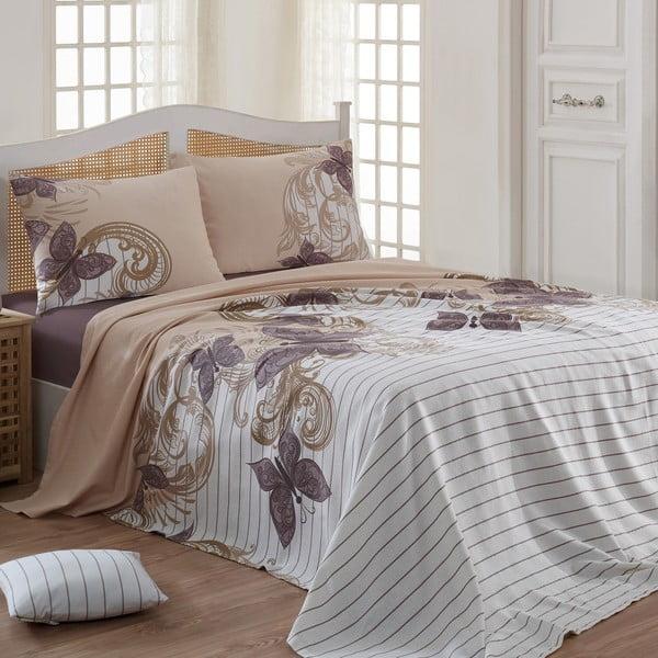 Prikrývka na posteľ Carmela, 200x230 cm