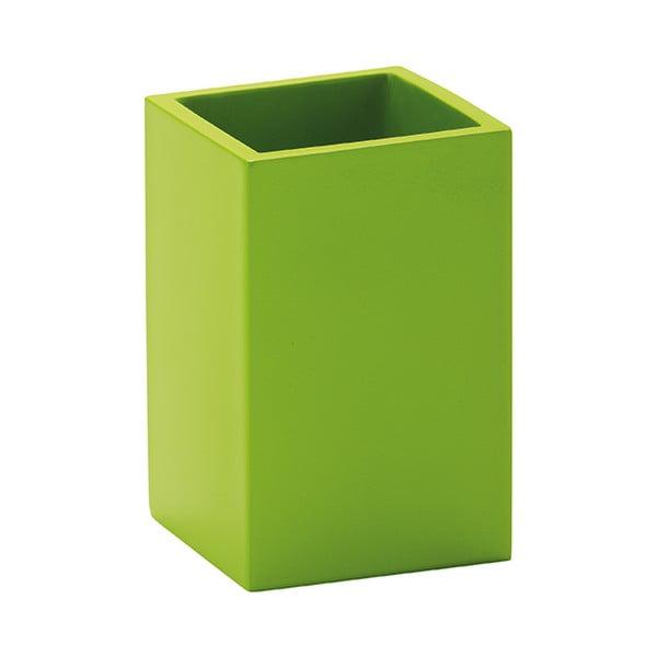 Dóza na zubné kefky Taco, zelená