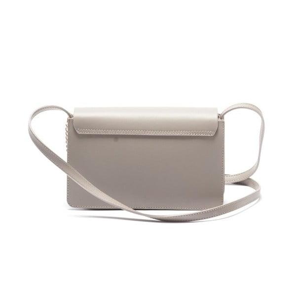 Kožená kabelka Mangotti 3038 Fango